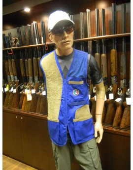 Gilet de Ball Trap Beretta