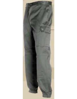Pantalon Treillis vert